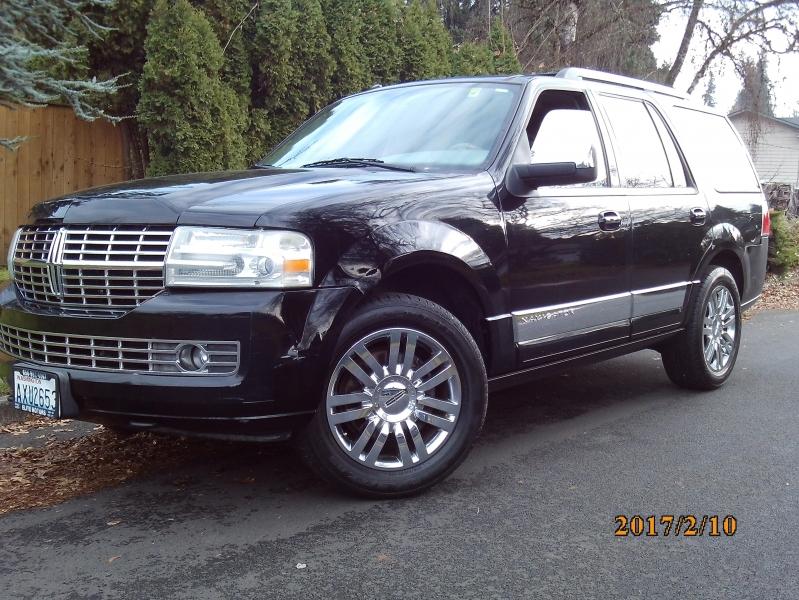 Lincoln Navigator 2007 price $5,295