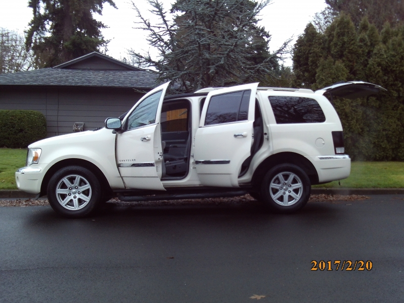 Chrysler Aspen 2007 price $4,695