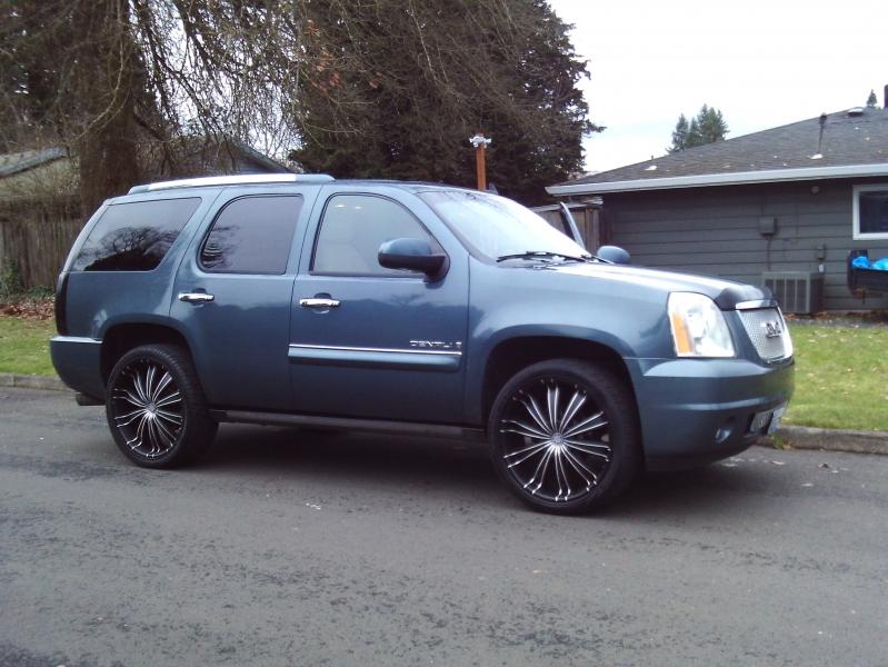 GMC Yukon Denali 2007 price $5,995