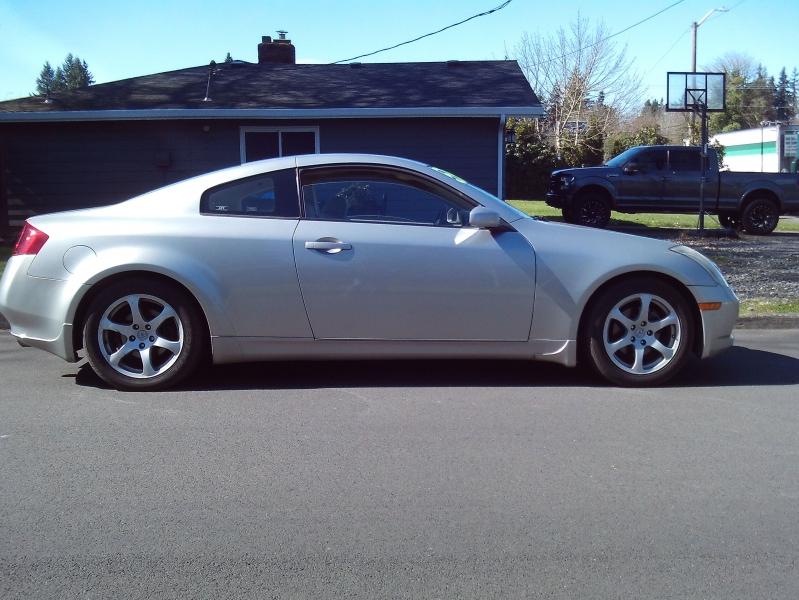 Infiniti G35 Coupe 2003 price $5,195