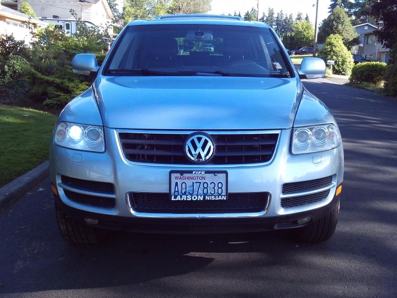 Volkswagen Touareg 2005 price $4,650