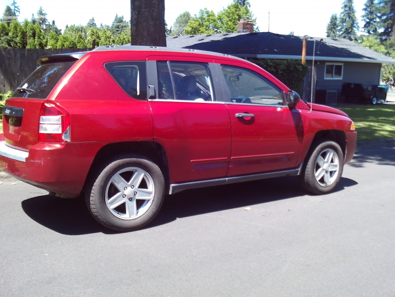 Jeep Compass 2008 price $3,450