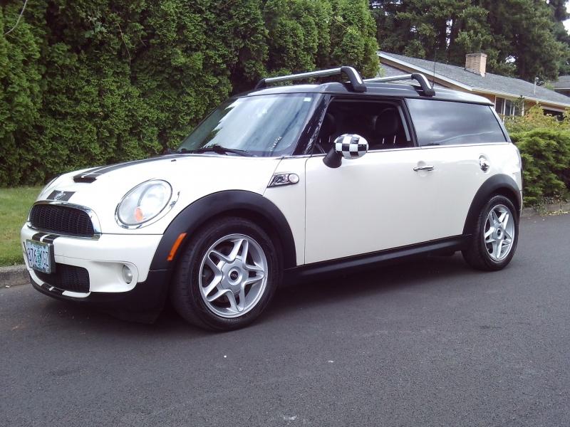 Mini Cooper Clubman 2008 price $4,750