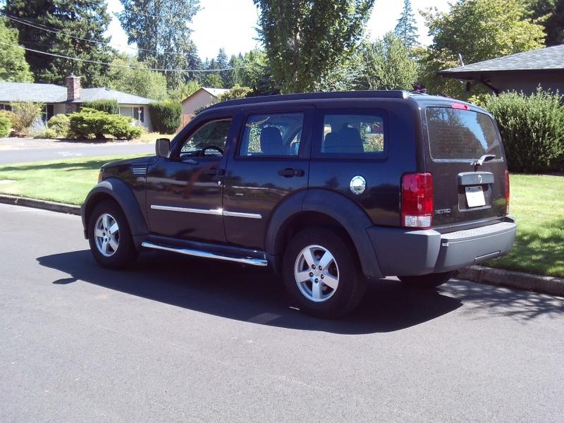 Dodge Nitro 2008 price $3,950