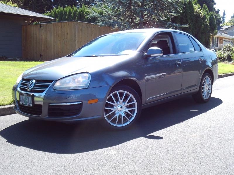 Volkswagen Jetta Sedan 2007 price $3,950