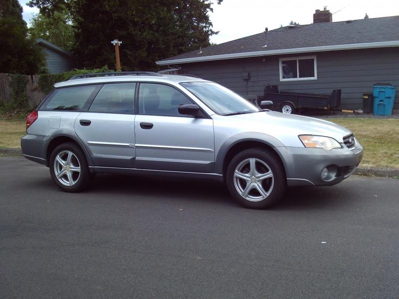 Subaru Legacy Wagon 2007 price $3,250