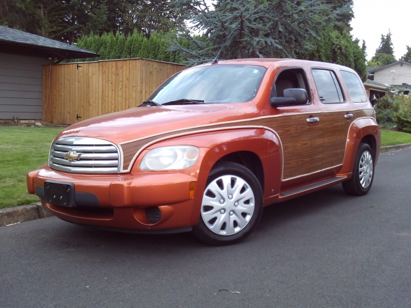 Chevrolet HHR 2006 price $3,895