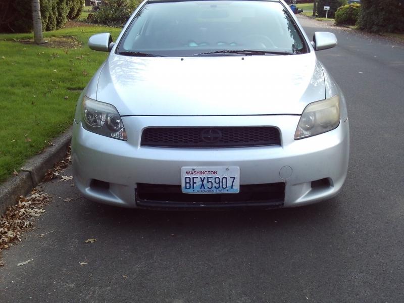 Scion tC 2007 price $3,995