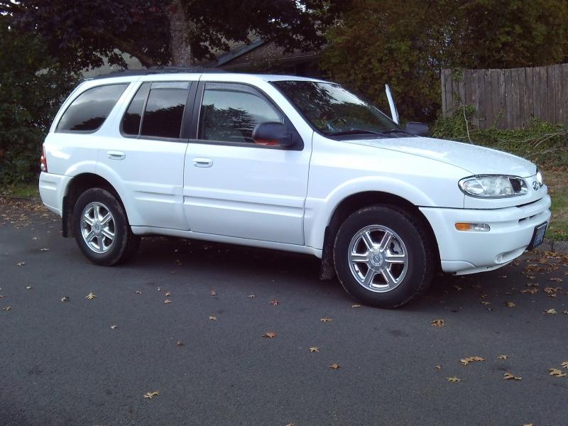 Oldsmobile Bravada 2002 price $3,995