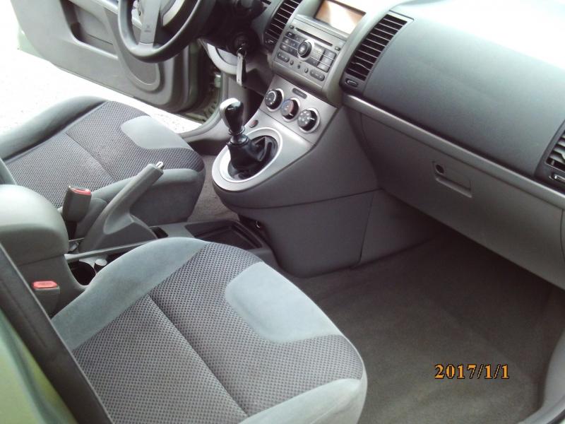 Nissan Sentra 2007 price $3,650