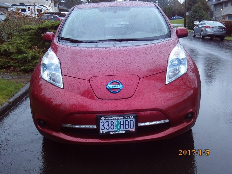 Nissan LEAF 2012 price $4,995