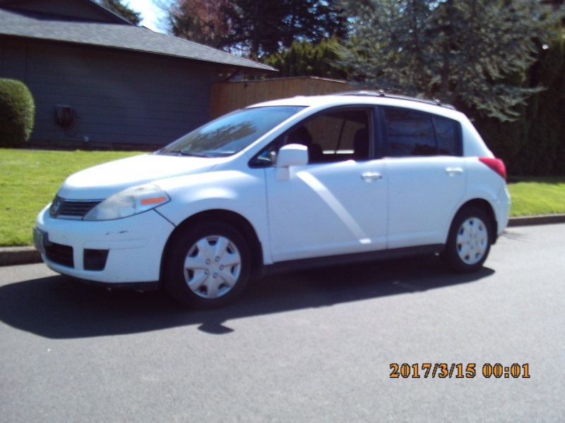 Nissan Versa 2007 price $2,450