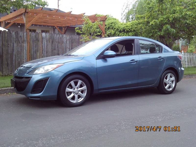 Mazda Mazda3 2011 price $3,650