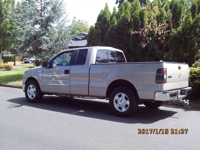 Ford F-150 2008 price $4,995