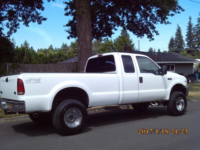 Ford Super Duty F-250 2002 price $5,995