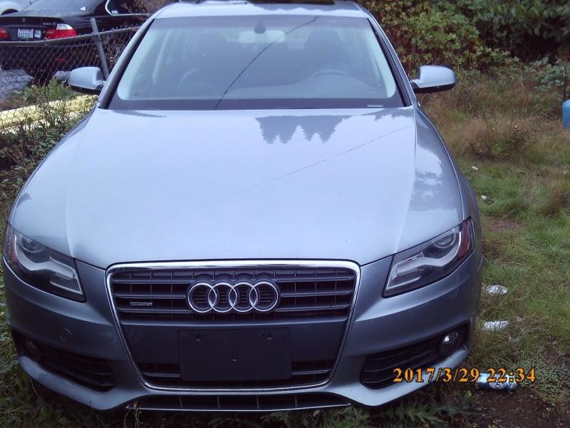 Audi A4 2010 price $3,000