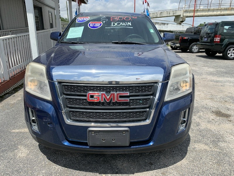GMC Terrain 2010 price $8,500