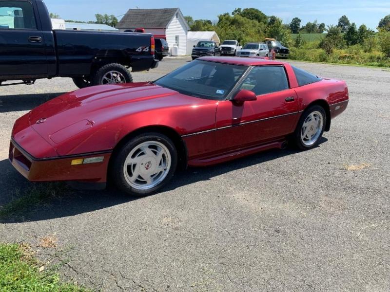 Chevrolet Corvette 1989 price $8,995