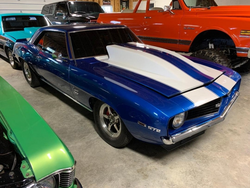 Chevrolet Camaro 1969 price $45,000