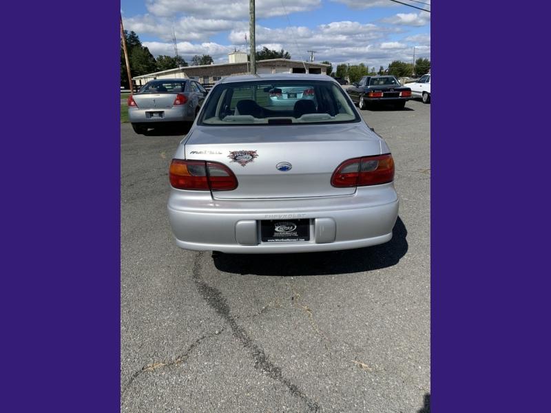 Chevrolet Malibu 2003 price $2,999