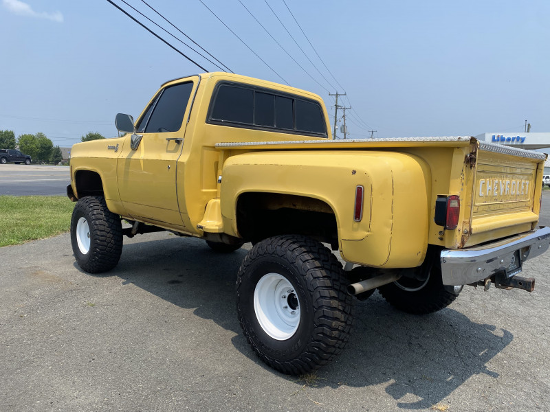 Chevrolet K10 1978 price $16,995