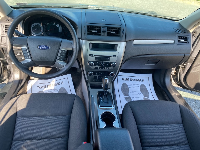 Ford Fusion 2010 price $7,495