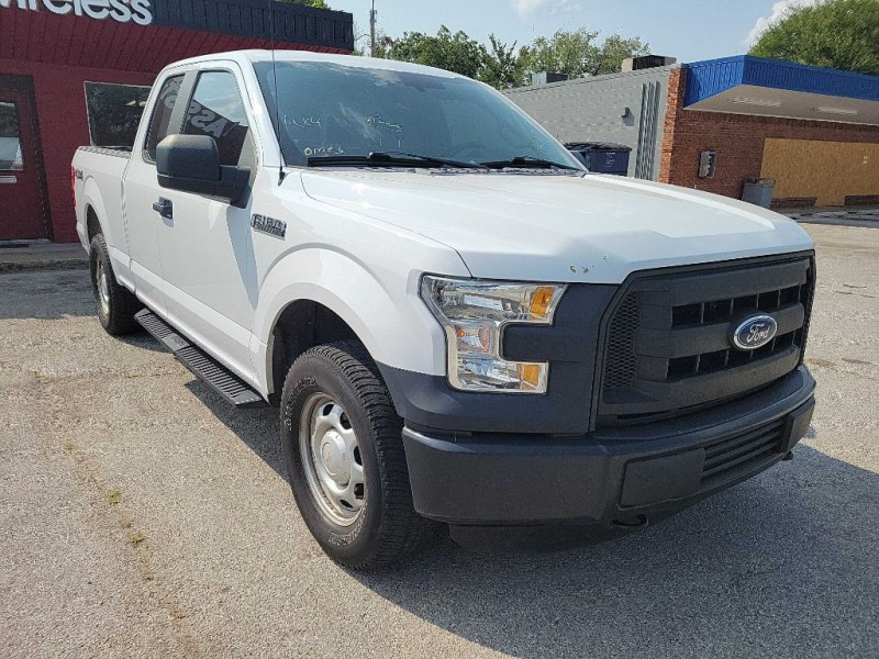 FORD F-150 2015 price $19,987
