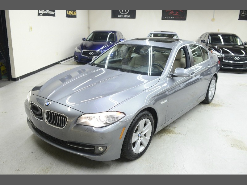 BMW 5-Series 2013 price $12,866
