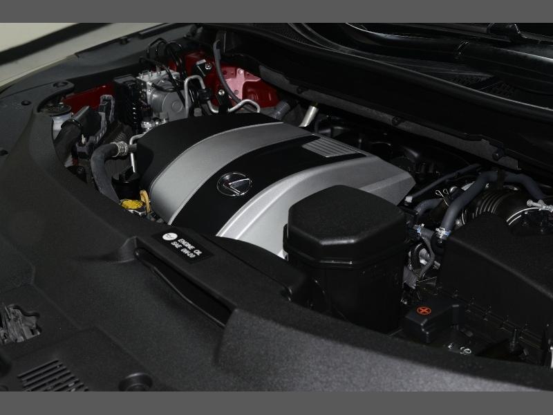 Lexus RX 350 2016 price $26,995