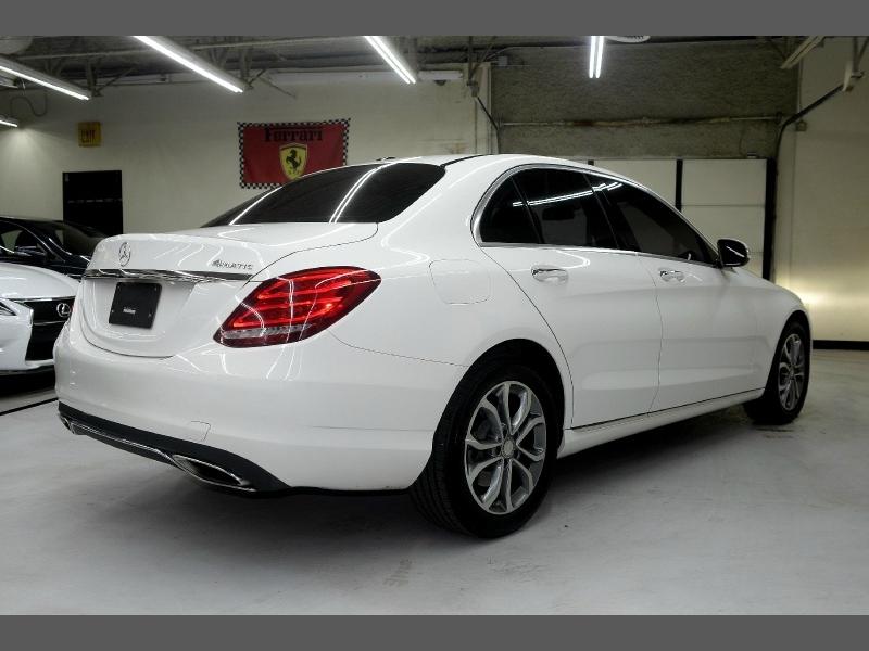 Mercedes-Benz C-Class 2015 price $15,824