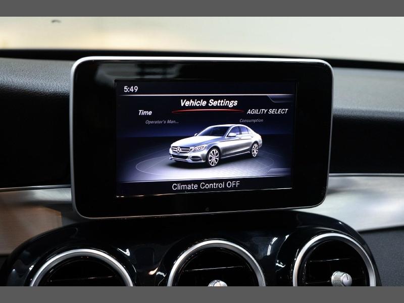 Mercedes-Benz C-Class 2015 price $14,995