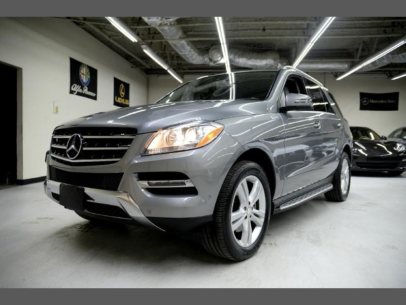 Mercedes-Benz M-Class 2014 price $16,995