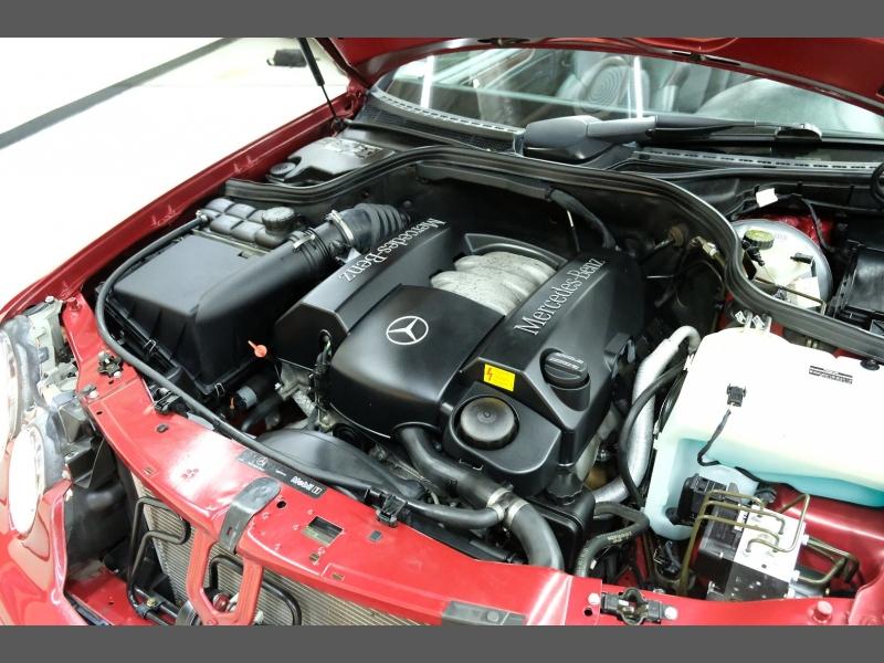 Mercedes-Benz CLK-Class 2002 price $9,995