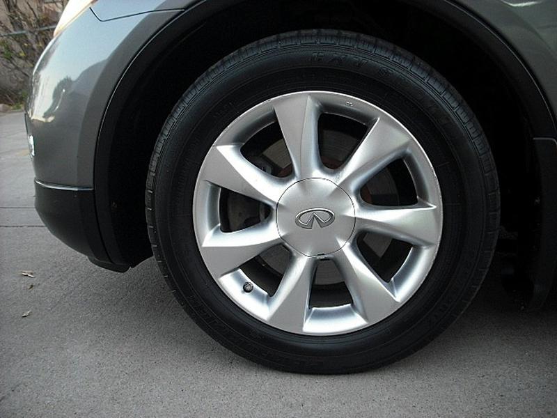 Infiniti EX35 2010 price $5,595