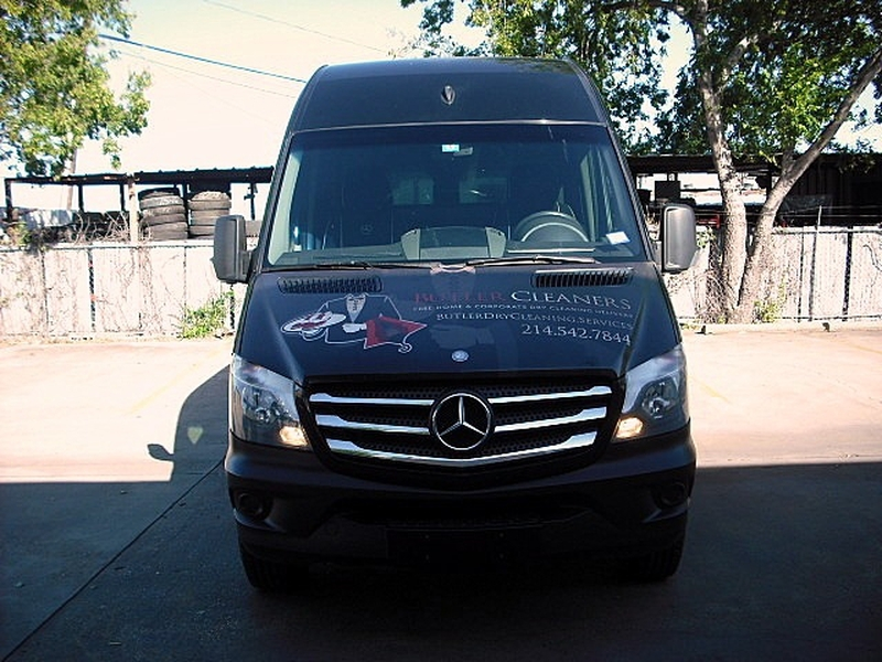 Mercedes-Benz Sprinter Cargo Vans 2015 price $17,995