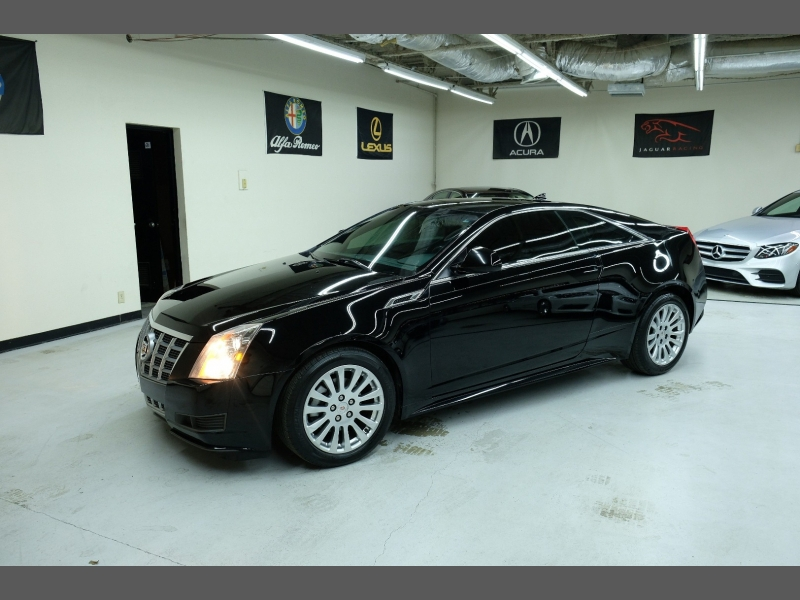 Cadillac CTS Coupe 2012 price $9,995