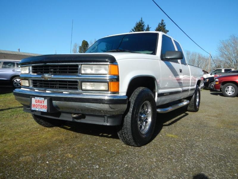 CHEVROLET GMT-400 1997 price $7,495