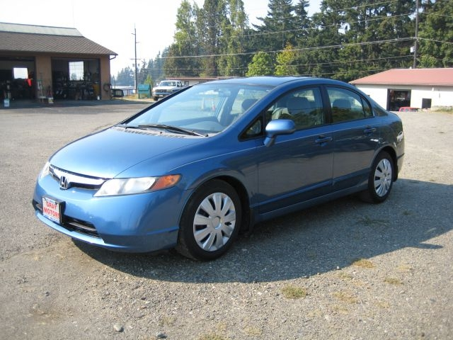 HONDA CIVIC 2008 price $8,995