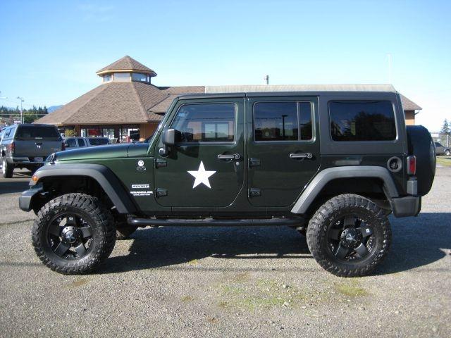JEEP WRANGLER UNLIMI 2011 price $25,995