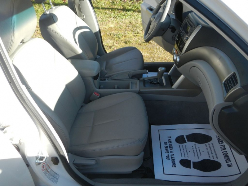 SUBARU FORESTER 2009 price $12,995