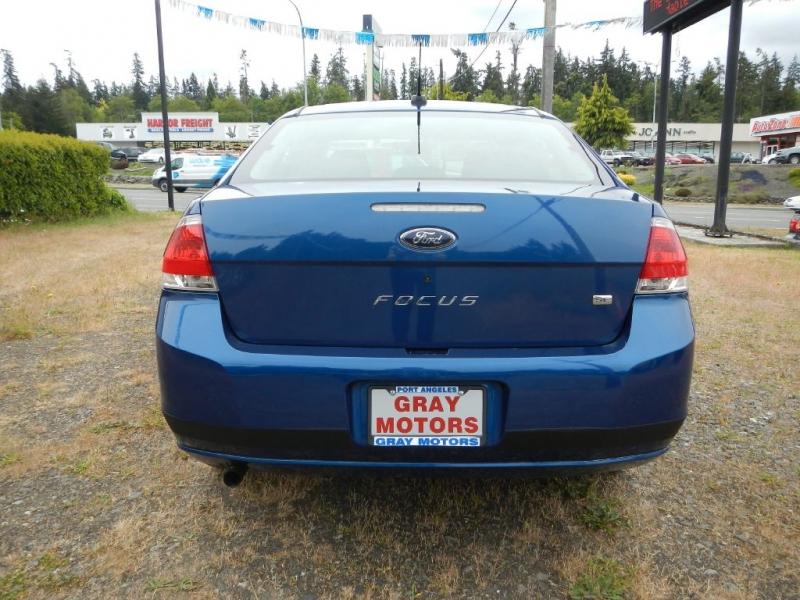 FORD FOCUS 2009 price $8,995