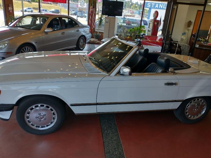 MERCEDES-BENZ 560 1986 price $12,995