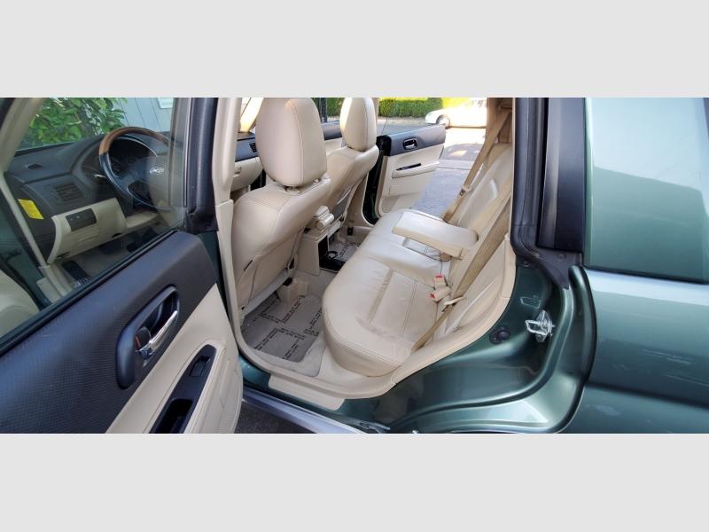 Subaru Forester 2008 price $11,597