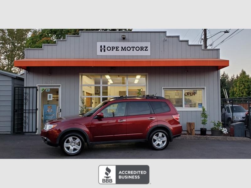 Subaru Forester 2009 price $12,997
