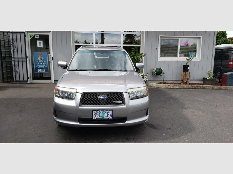 Subaru Forester 2008 price $7,997