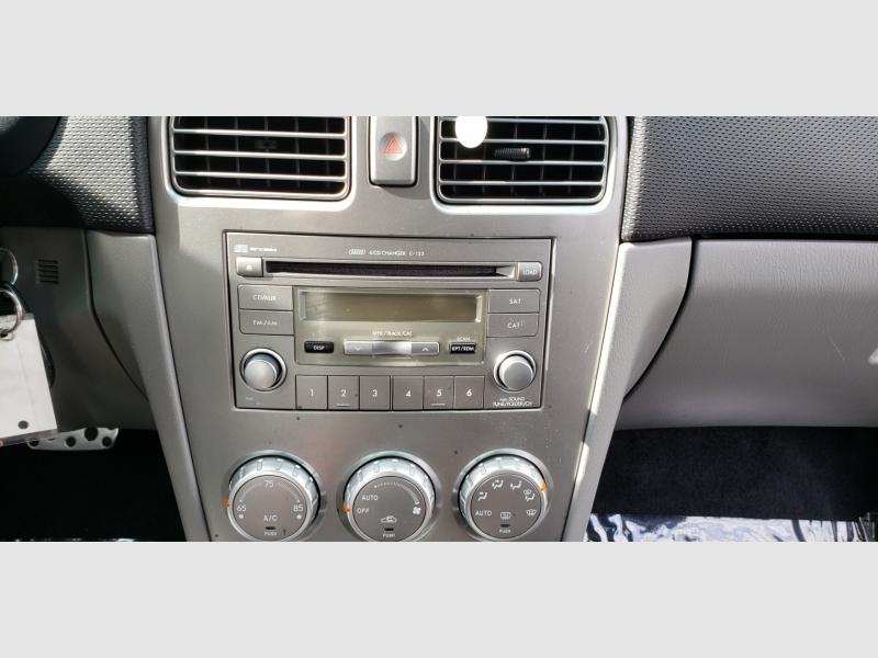 Subaru Forester 2008 price $6,991