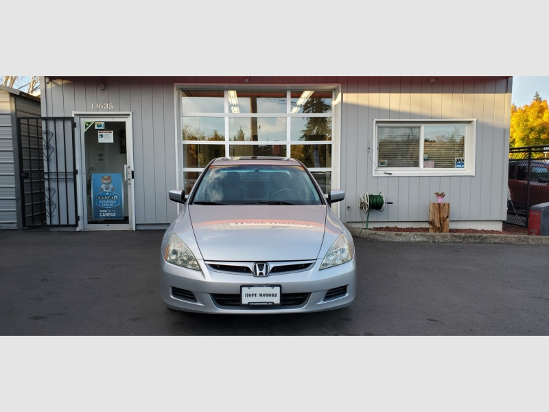 Honda Accord 2006 price $7,991