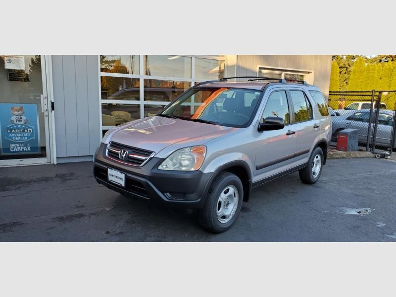 Honda CR-V 2004 price $6,991