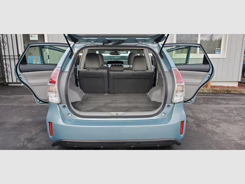 Toyota Prius v 2015 price $13,991