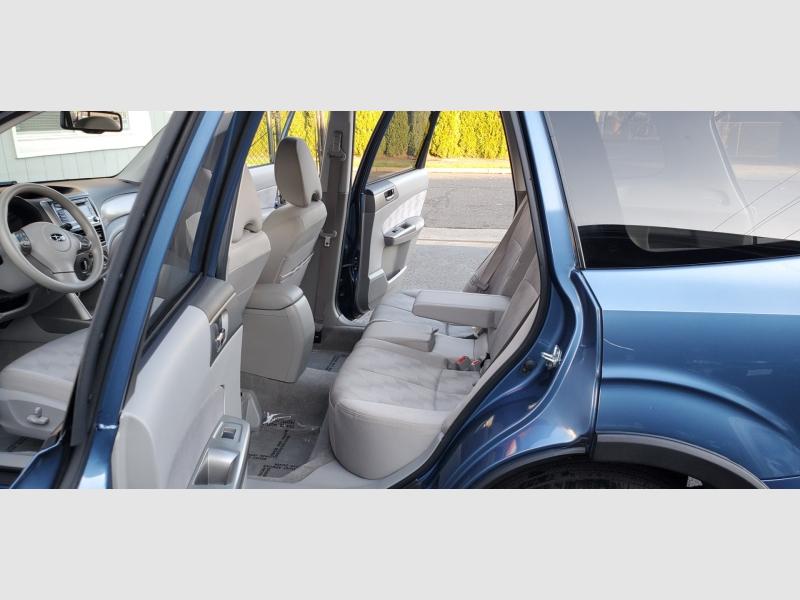 Subaru Forester 2010 price $12,491